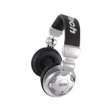 FIRST AUDIO MANUFACTURING HPM2300 High Definition Rugged DJ Headphones