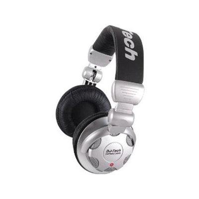 FIRST AUDIO MANUFACTURING HPM2300 High Definition Rugged DJ Headphones