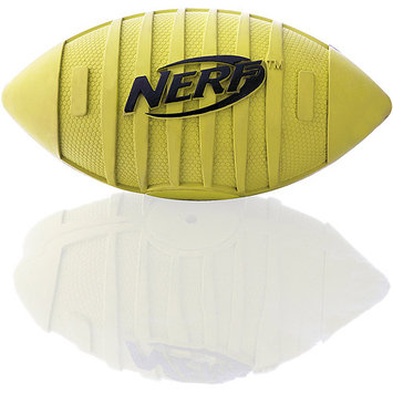 Little Gifts, Inc. Nerf Dog 6998 Squeak Football - Red and Black
