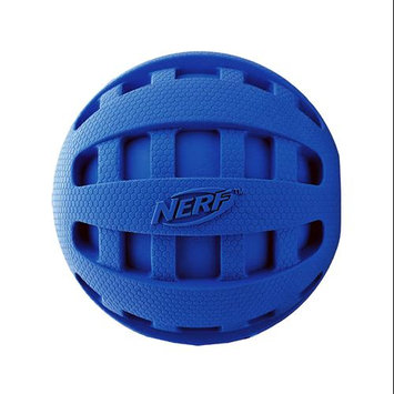 Nerf Checker Squeak Football