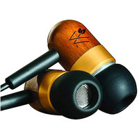 Woodees IESW101B Inner Ear Classic Stereo Earphone