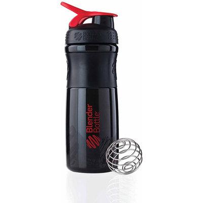 Blender Bottle Sports Mixer Bottle Black/Red 28 Ounce 28 ounce