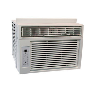 Heat Controller Rad-121l Window Air Conditioner - Cooler - 12000 Btu/h Cooling Capacity (rad121l)