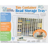 Darice Inc Darice EWC0511 Elizabeth Wards Tiny Container Bead Storage Tray