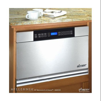 Dacor 23-13/16-in 1-cu ft Microwave Drawer (Stainless Steel) MMD24S