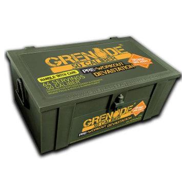 Grenade .50 Caliber Pre-Workout Orange Onslaught