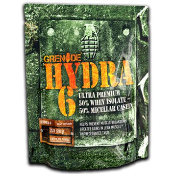 Grenade 2 lb. Hydra 6 Ultra Premium Protein Blend - Chocolate Charge