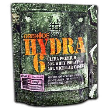 Grenade Hydra 6 Ultra Premium Protein Blend Strawberry Siege