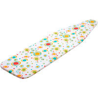 Honey-can-do International Llc Honey-Can-Do International IBC-03038 Superior Ironing Board Cover- Green Geometric