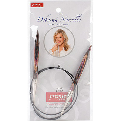Sierra Accessories Deborah Norville Fixed Circular Needles 32