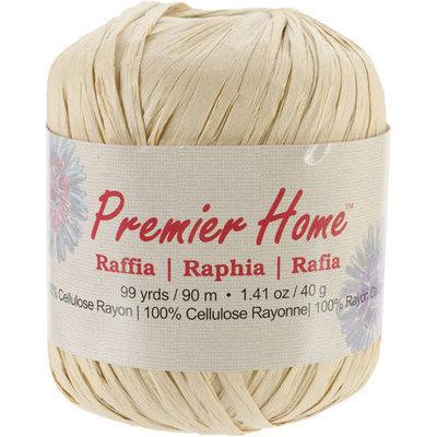 Premier Yarns Raffia Solids Yarn-Fuchsia
