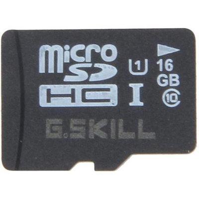 G.SKILL 16GB Micro SDHC Flash Card
