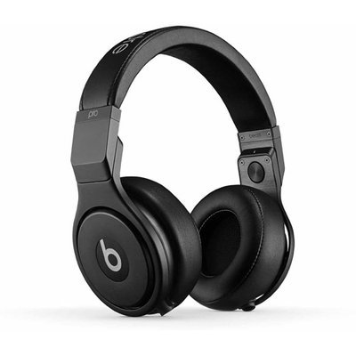 Beats by Dr Dre Pro Over-Ear Headphones - Blackout