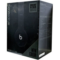 Beats Solo HD On Ear Monochromatic Headphone with ControlTalk (Black)