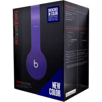Beats Solo HD On Ear Monochromatic Headphone with ControlTalk (Purple)
