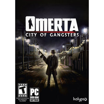 Kalypso Omerta: City of Gangsters for PC