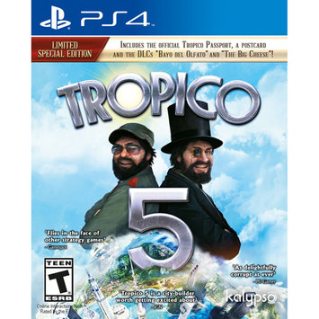 Kalypso Media PS4 - Tropico 5