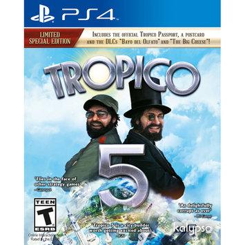 Kalypso Media PS4 - Tropico 5