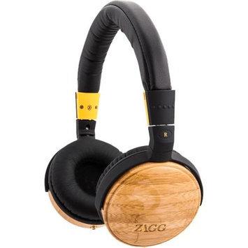 ZAGG Audio Premimum Wood Headphones Bamboo
