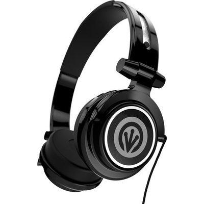 iFrogz Audio Orion Headphones With Microphone, Black