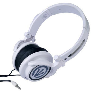ZAGG iFrogz Audio Orion Headphones with Mic White, One Size