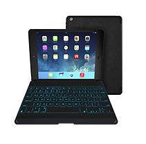 ZAGG ZAGGkeys Folio Backlit Keyboard Case Cover for iPad Air
