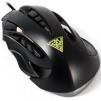 Gamdias Technology GAMDIAS ZEUS GMS1100 Black Wired Laser Gaming Mouse