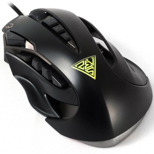 Gamdias Technology GAMDIAS ZEUS GMS1100 Black Wired Laser Gaming Mouse