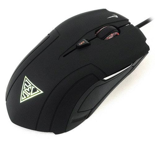 Gamdias Technology GAMDIAS DEMETER GMS5000 Black Wired Optical Mouse