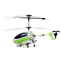 Auldey RC Exploiter S 3-Channel Gyro Helicopter, Green