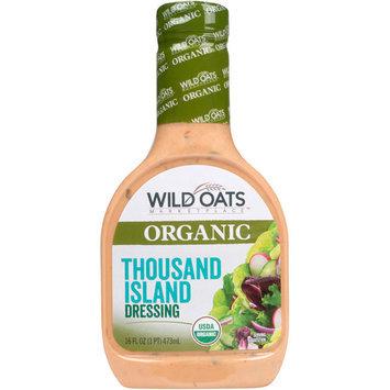 Wild Oats Marketplace Organic Thousand Island Dressing, 16 fl oz