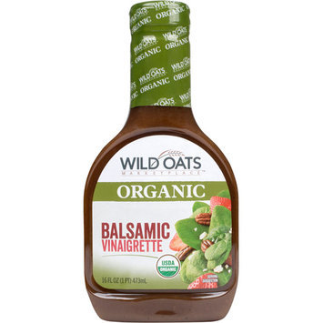 Wild Oats Marketplace Organic Balsamic Vinaigrette, 16 fl oz