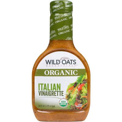 Wild Oats Marketplace Organic Italian Vinaigrette, 16 fl oz