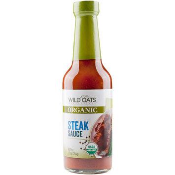 Wild Oats Marketplace Organic Steak Sauce, 10 oz