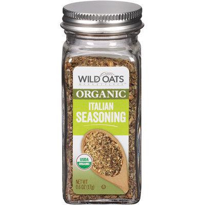 Wild Oats Marketplace Organic Italian Seasoning, 0.6 oz