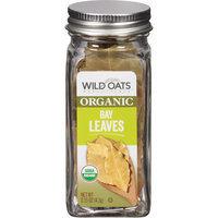 Wild Oats Marketplace Organic Bay Leaves, 0.15 oz