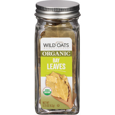 Wild Oats Marketplace Organic Bay Leaves, 0.15 oz