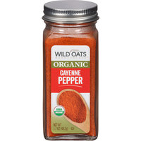 Wild Oats Marketplace Organic Cayenne Pepper, 1.7 oz