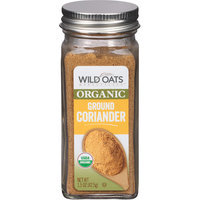 Wild Oats Marketplace Organic Ground Coriander, 1.5 oz