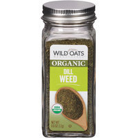 Wild Oats Marketplace Organic Dill Weed, 0.6 oz