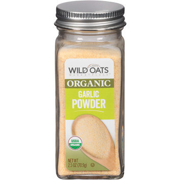 Wild Oats Marketplace Organic Garlic Powder, 2.5 oz
