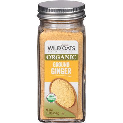 Wild Oats Marketplace Organic Ground Ginger, 1.6 oz