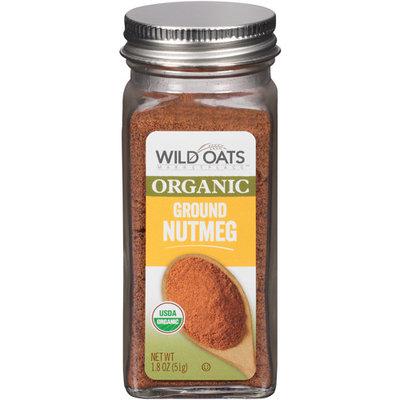 Wild Oats Marketplace Organic Ground Nutmeg, 1.8 oz