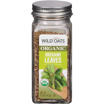 Wild Oats Marketplace Organic Oregano Leaves, 0.5 oz