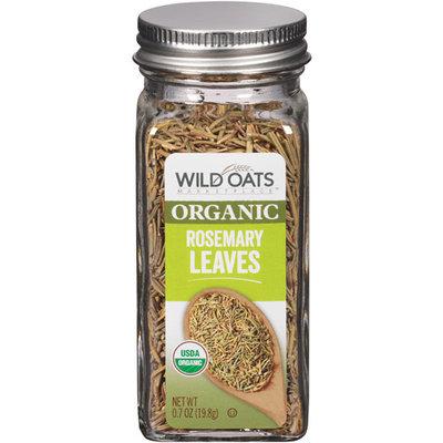 Wild Oats Marketplace Organic Rosemary Leaves, 0.7 oz
