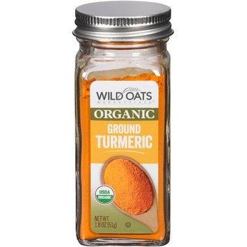 Wild Oats Marketplace Organic Ground Turmeric, 1.8 oz