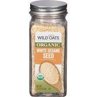 Wild Oats Marketplace Organic White Sesame Seed, 2.2 oz