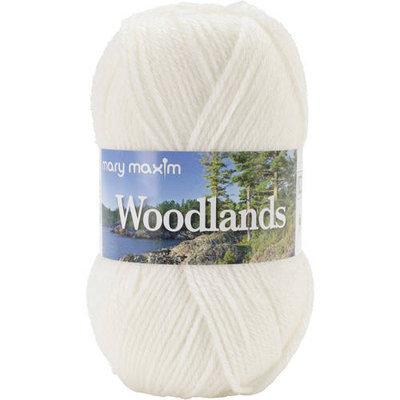 Mary Maxim 478-1 Woodlands Yarn-Ecru