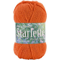 Mary Maxim Starlette Yarn-Mid Green