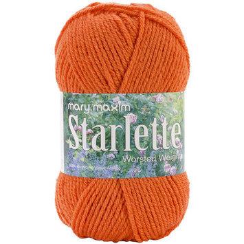 Mary Maxim Starlette Yarn-Medium Taupe